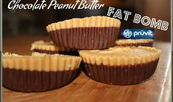 Chocolate Peanut Butter Fat Bomb s
