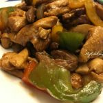 Stir Fried Beef and Peppers