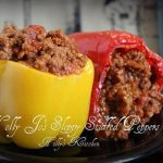 Holly Jo's Sloppy Stuffed Peppers