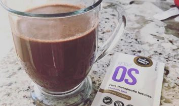 Keto OS Hot Chocolate Swirl