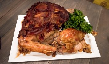 Bacon Wrapped Turkey Recipe